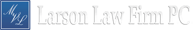 Larson Law Firm P.C. Retina Logo